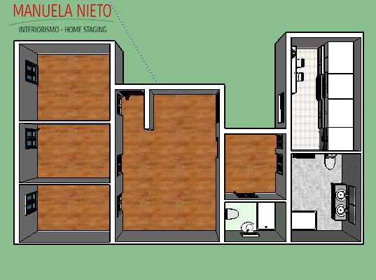 Proyecto vivienda 3D