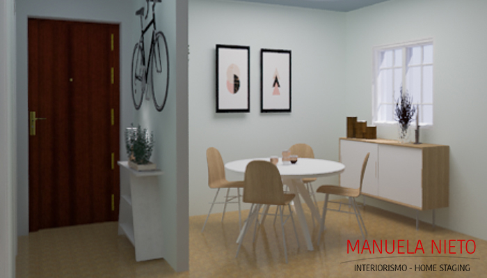 Home Staging, Proyecto 3D