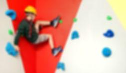 Galashiels Scout Group - Climbing Wall 2