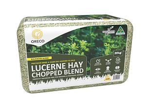 Lucerne Hay Blend - Large Bale-Official.