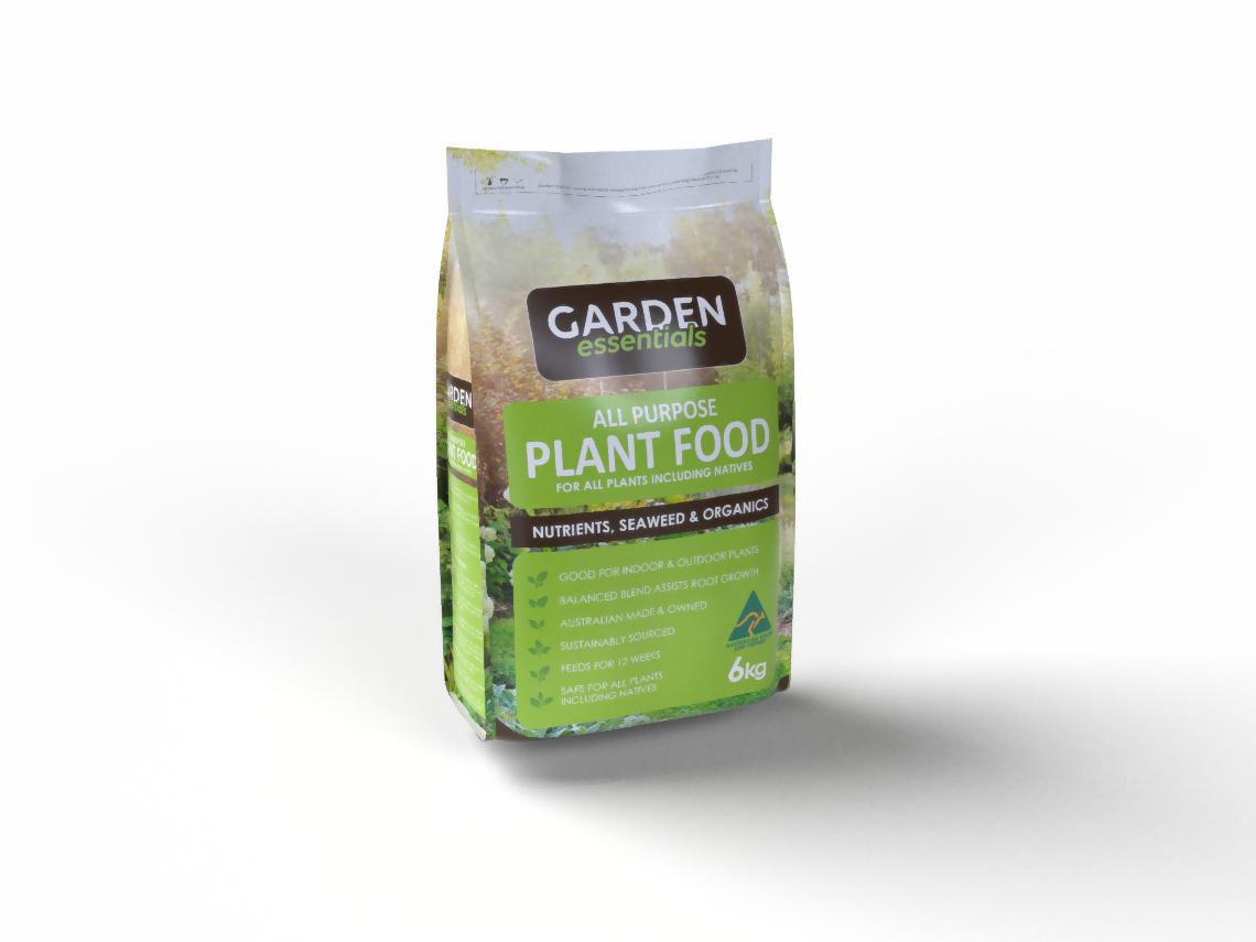 Garden Essentials - Plant Food 6kg Gusse