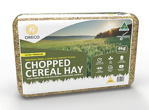 Cereal Hay - Small Bale-Standard Mockup.
