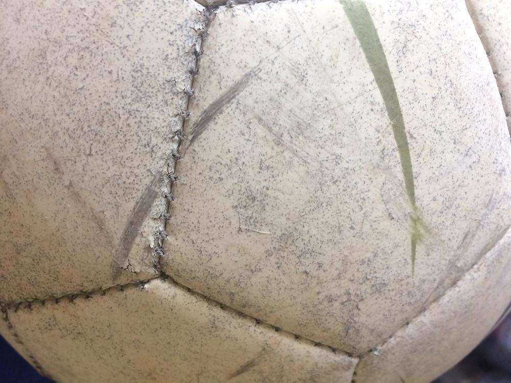 Machine Stitched Soccer Ball