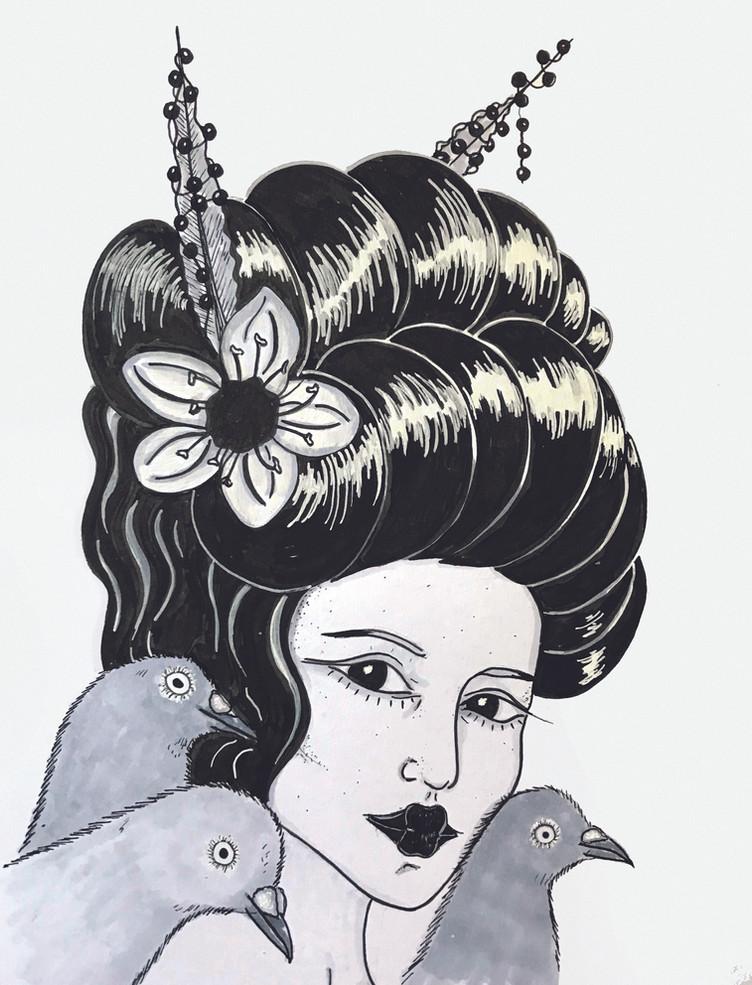 Love of Pigeons