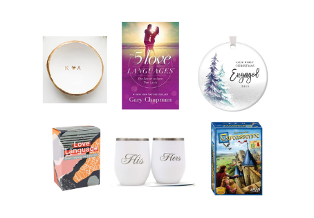 Gift Guide for a Newly Engaged Couple