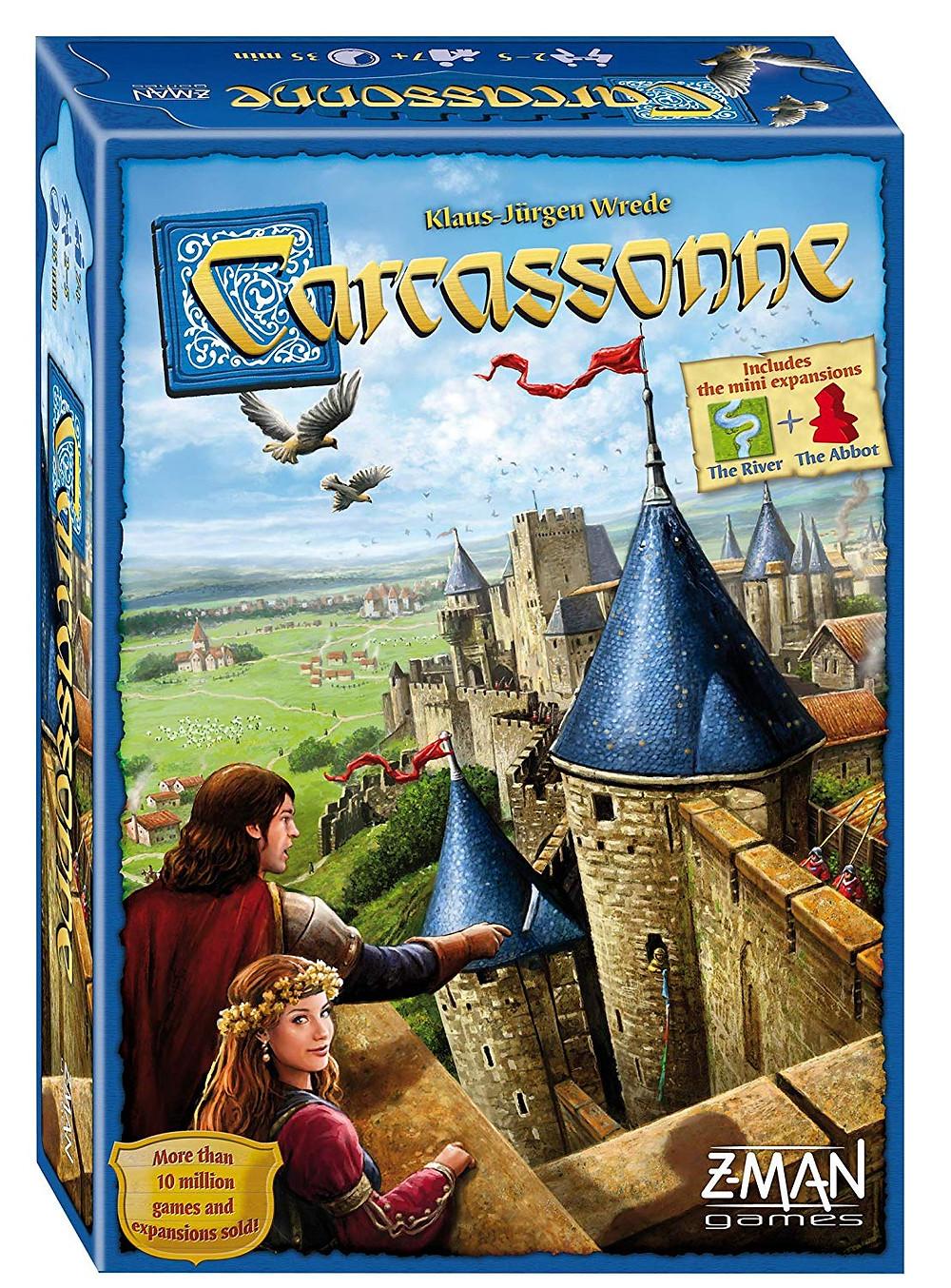 A board game