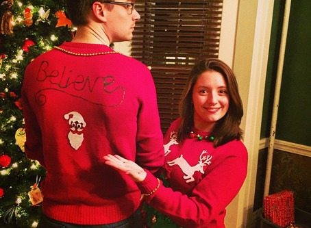 How to Enjoy your Family Christmas & be on the Same Page with your Significant Other