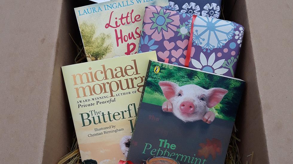 'Pick me up' Book Box
