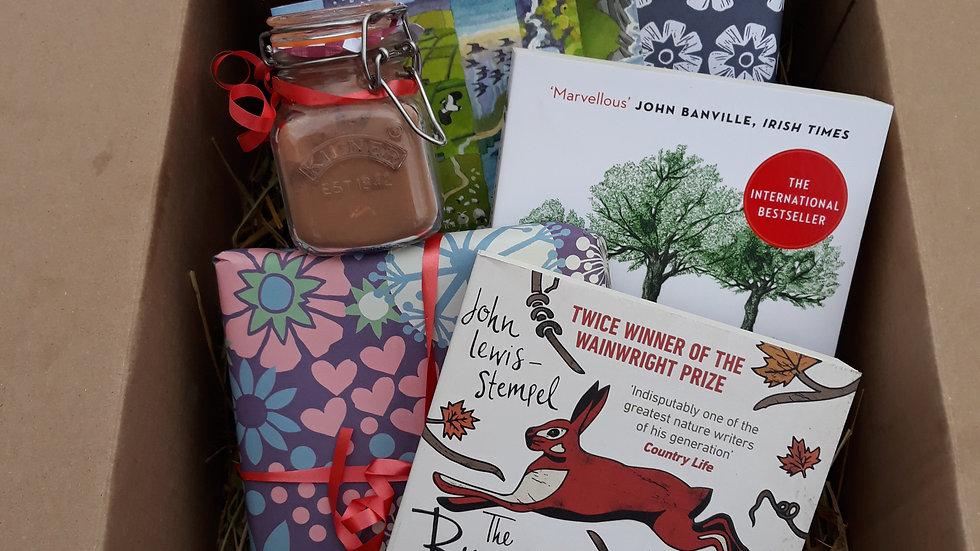 Nature Lover Book Box