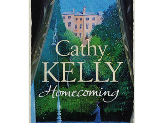 Homecoming by Cathy Kelly- As it says on the tin