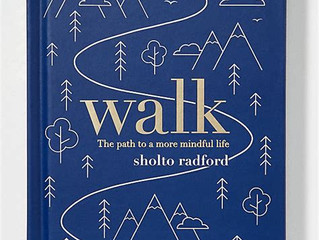 A walking meditation?