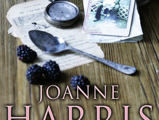 A late convert to Joanne Harris