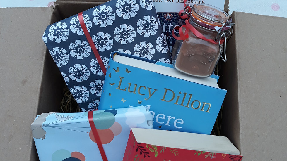 Romance Book Box