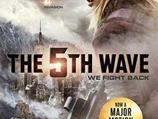 The 5th Wave- Young Adult novel that is good for grown-ups too!