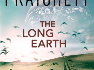 The Long Earth- easy to read book about infinite possibilities