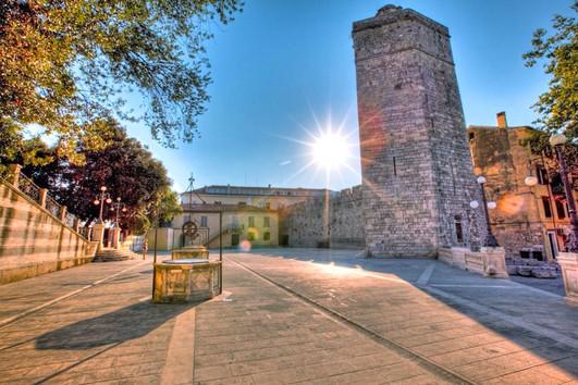 Zadar - Trg 5 bunara