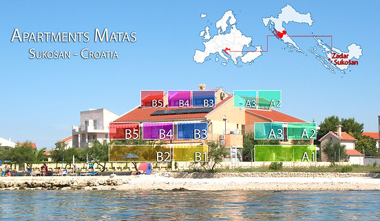 Apartments Matas - apartments in the house