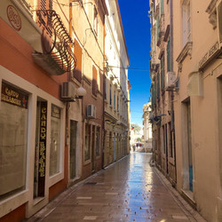 Zadar - streets