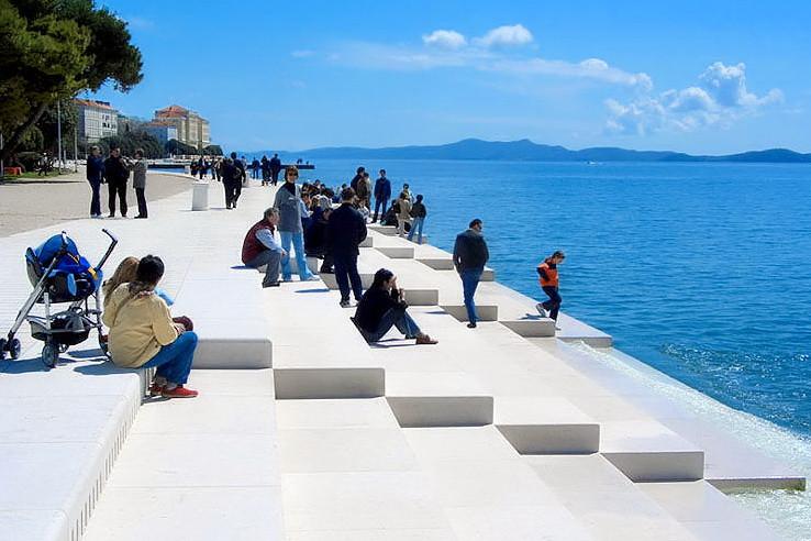 Zadar - Sea orgen