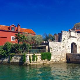 Zadar - Fish Restaurant Foša and beautiful terrace