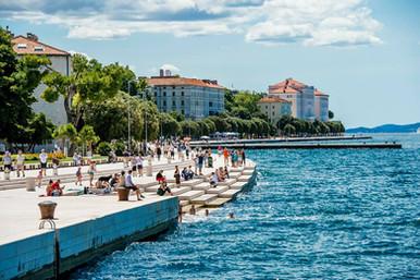 Zadar - See organ