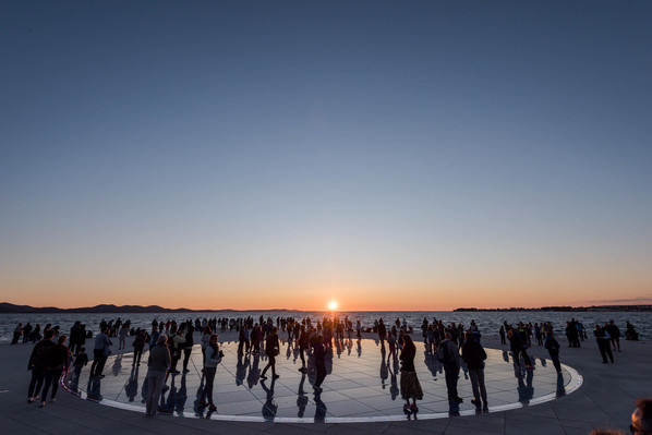 Zadar - Greeting to the Sun