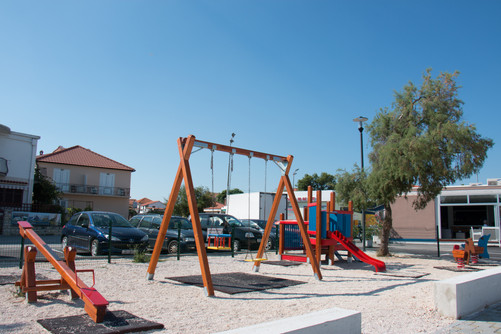 Sukošan - little playground for kids