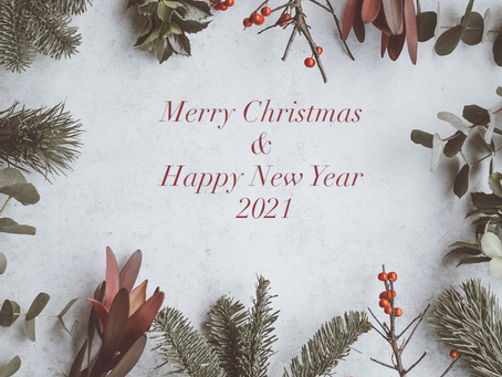 Merry Christmas and Happy New Year 2021!!!