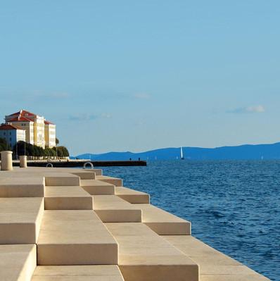 Zadar - Sea organ