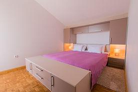 Holiday House Danka - Master bedroom