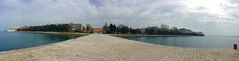 Zadar - south coast