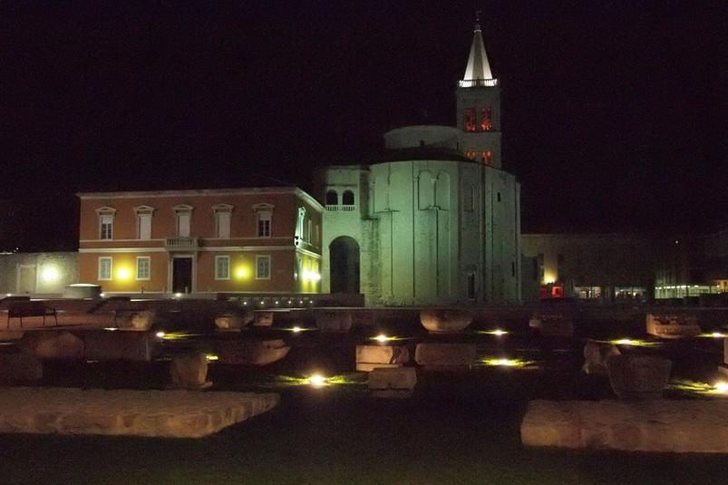 Zadar - St. Donat