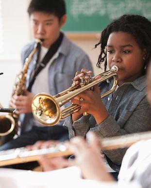 Cours de musique