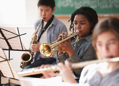 Muziek klas