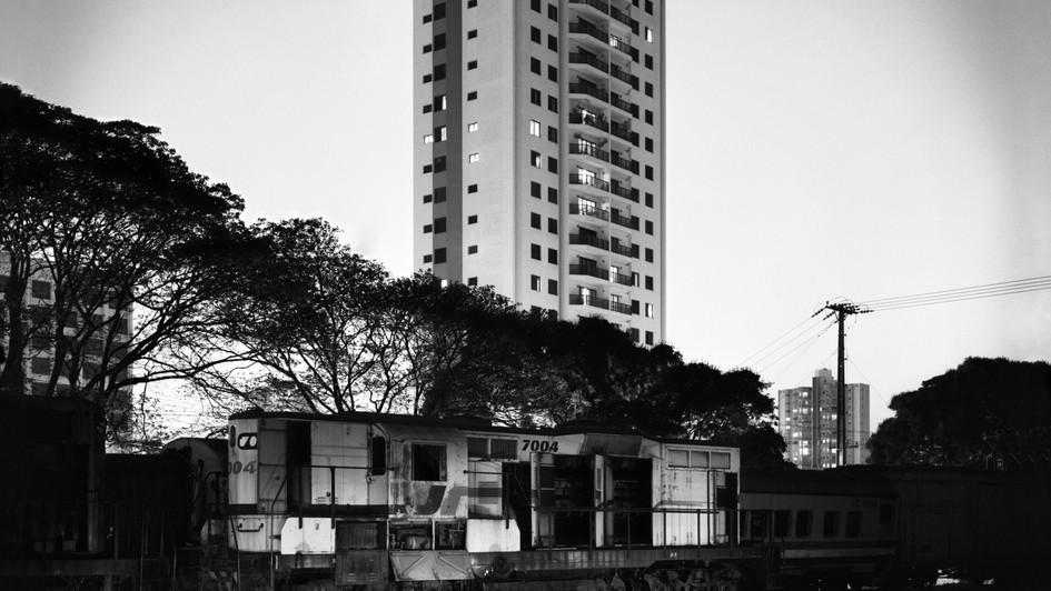 SAN PAULO - Ferroviaria - 2008