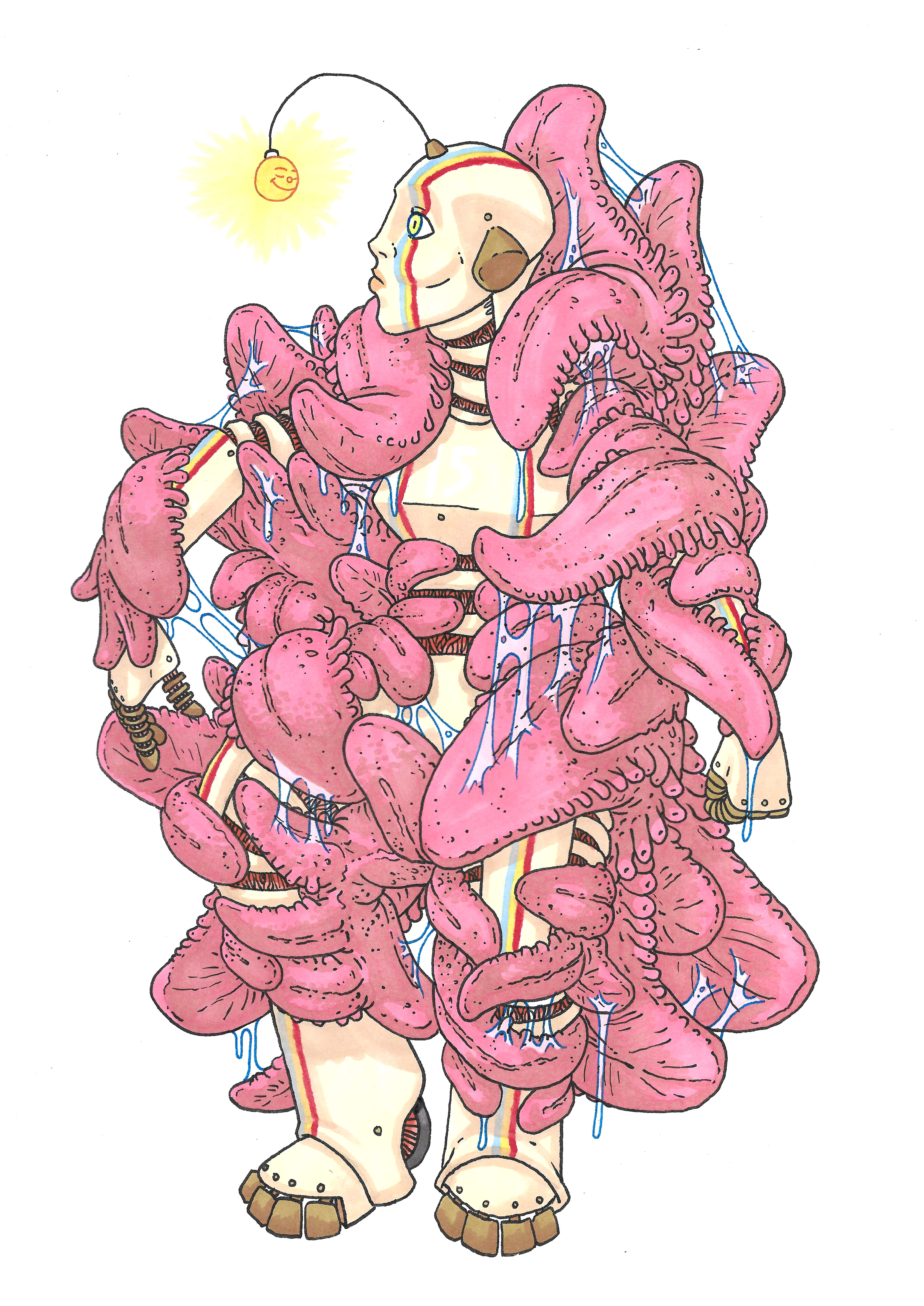 Reverse Symbiote