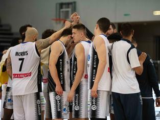 SB League : l'armada Suisse de Fribourg Olympic