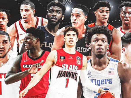 Les Celtics à l'assaut de la Draft 2020 ?