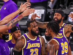 Finale de Conf' : les Lakers en Finale