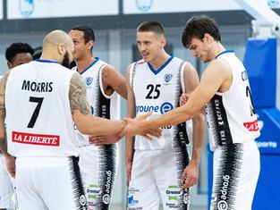 SBL Men - Day 26 - Fribourg roule sur Boncourt