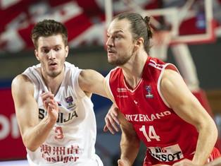 Jonathan Dubas s'engage avec Vevey Riviera Basket