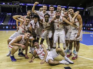 FIBA U20 : la Suisse remporte le bronze en Hongrie