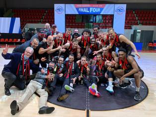 Genève remporte la SBL Cup 2021 !