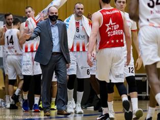 SBL Men - Day 23 - Genève taille patron à Bâle