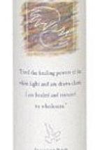 Crystal Journey Herbal Magic Pillar Candle - Healing