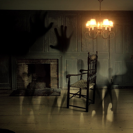 Do you believe in ghosts?              Types of ghosts we may encounter
