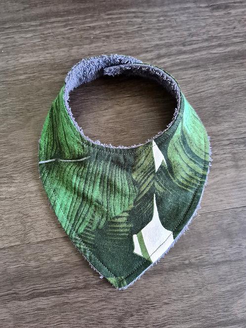 Palm Leaf Grey