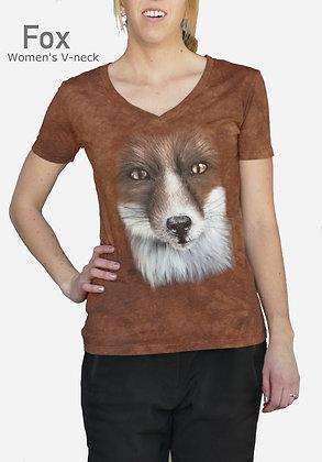 Fox Women's Short Sleeve Shirt