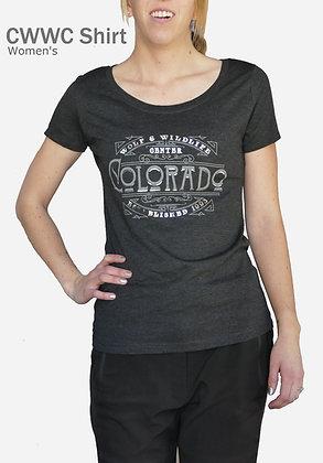 CWWC Women's Short Sleeve Shirt