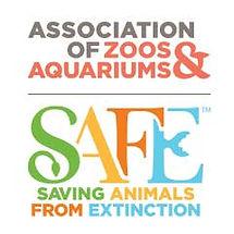 AZA safe logo